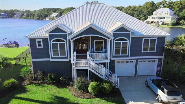 118 Eagle Pass Dr., Murrells Inlet, SC 29576 (MLS #2021071) :: The Hoffman Group