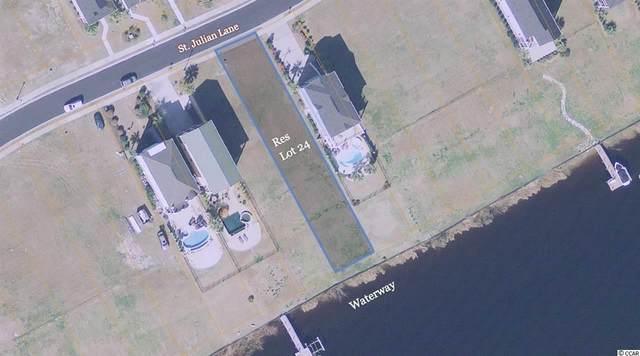 413 Saint Julian Ln., Myrtle Beach, SC 29579 (MLS #2021075) :: Hawkeye Realty