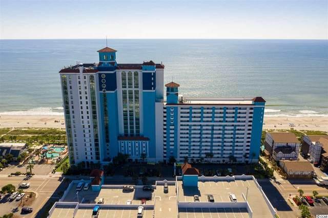 3000 N Ocean Blvd. #1106, Myrtle Beach, SC 29577 (MLS #2021085) :: Duncan Group Properties
