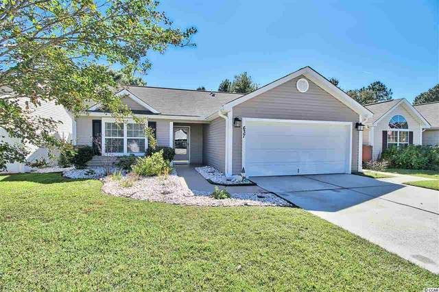 637 Pepperbush Dr., Myrtle Beach, SC 29579 (MLS #2021095) :: Grand Strand Homes & Land Realty