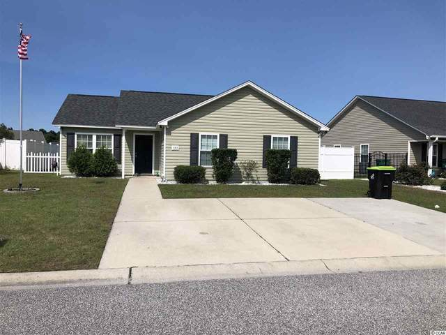 482 Overcrest St., Myrtle Beach, SC 29579 (MLS #2021115) :: Hawkeye Realty