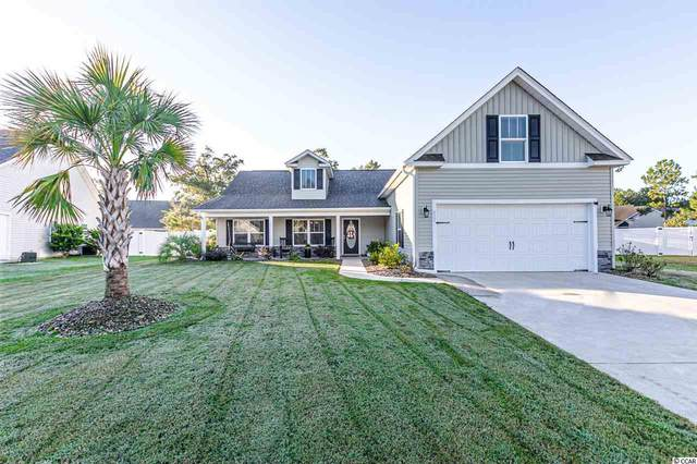 325 Marquis Ct., Myrtle Beach, SC 29579 (MLS #2021116) :: James W. Smith Real Estate Co.