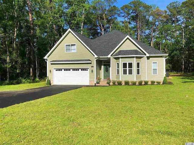 306 Hill Dr., Pawleys Island, SC 29585 (MLS #2021118) :: Duncan Group Properties