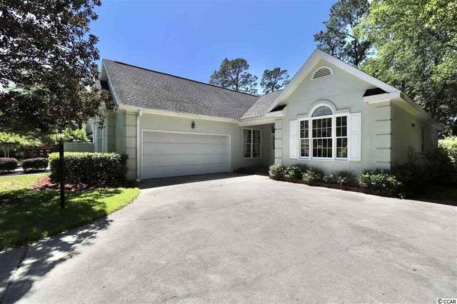 364 Dornoch Dr., Pawleys Island, SC 29585 (MLS #2021119) :: The Trembley Group | Keller Williams