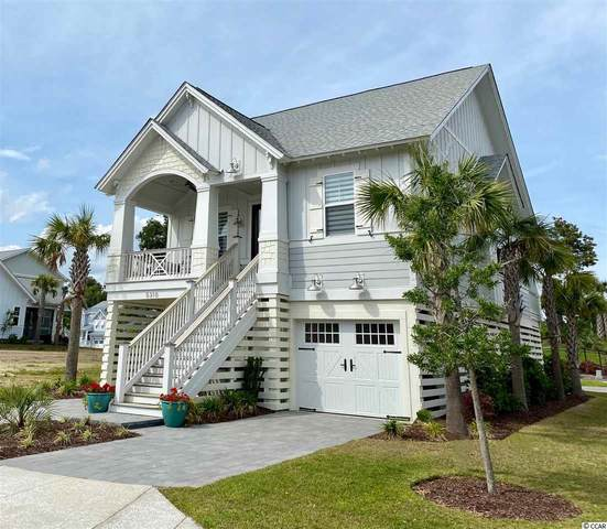 5314 Ocean Village Dr., Myrtle Beach, SC 29577 (MLS #2021220) :: Welcome Home Realty