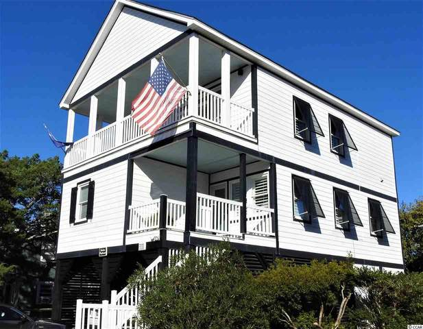 214 Myrtle Ave., Pawleys Island, SC 29585 (MLS #2021242) :: James W. Smith Real Estate Co.