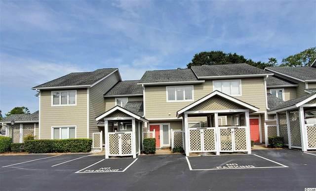 435 Ocean Creek Dr. #2707, Myrtle Beach, SC 29572 (MLS #2021243) :: Welcome Home Realty