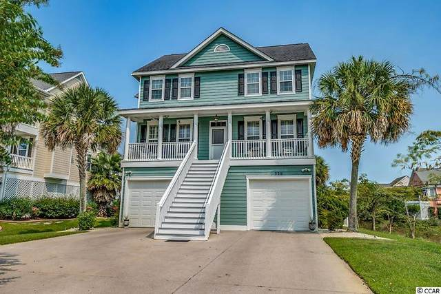 320 24th Ave. S, Myrtle Beach, SC 29577 (MLS #2021256) :: Armand R Roux | Real Estate Buy The Coast LLC