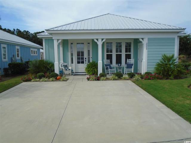 2209 Sea Dune Dr., North Myrtle Beach, SC 29582 (MLS #2021271) :: The Hoffman Group