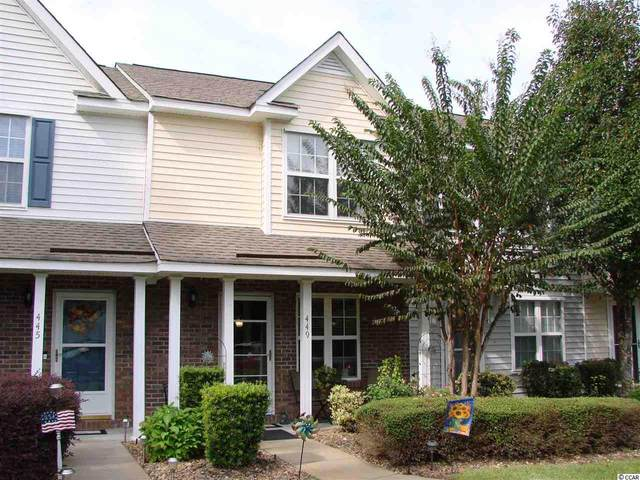449 Seabert Rd. #449, Myrtle Beach, SC 29579 (MLS #2021272) :: Welcome Home Realty