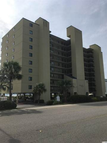 3601 S Ocean Blvd. 5A, North Myrtle Beach, SC 29582 (MLS #2021276) :: James W. Smith Real Estate Co.