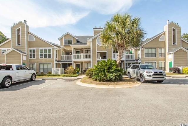 900 Courtyard Dr. M14, Myrtle Beach, SC 29577 (MLS #2021294) :: Armand R Roux | Real Estate Buy The Coast LLC