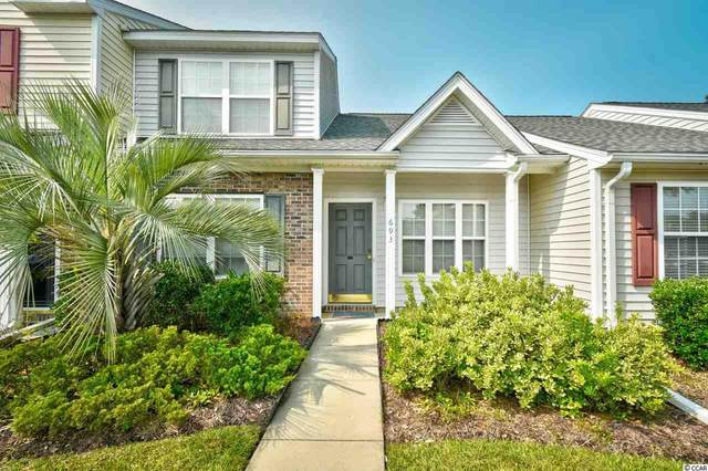 693 Wilshire Ln. #693, Murrells Inlet, SC 29576 (MLS #2021295) :: Duncan Group Properties