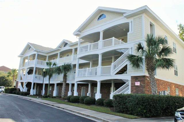 6015 Catalina Dr. #834, North Myrtle Beach, SC 29582 (MLS #2021310) :: Armand R Roux | Real Estate Buy The Coast LLC