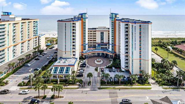 5200 N Ocean Blvd. #1154, Myrtle Beach, SC 29577 (MLS #2021312) :: The Lachicotte Company