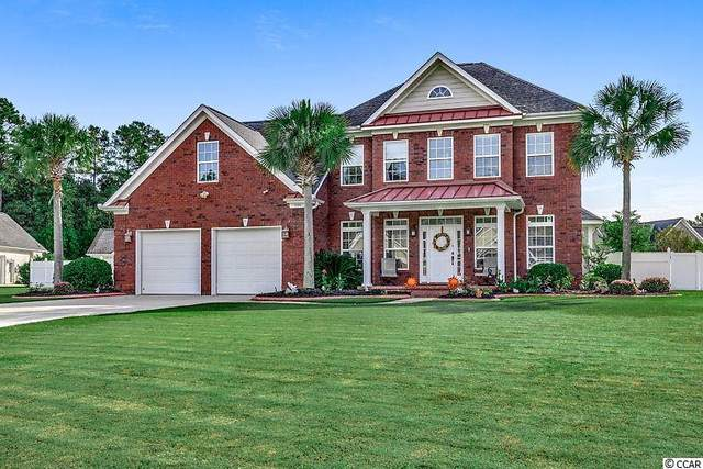 1004 Hill Ct., Conway, SC 29526 (MLS #2021326) :: The Litchfield Company