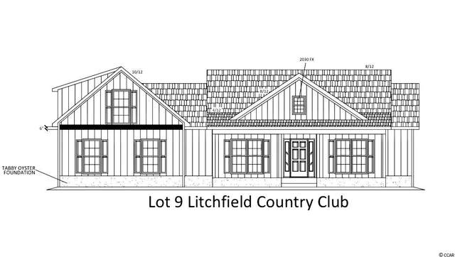 683 Aspen Loop, Pawleys Island, SC 29585 (MLS #2021336) :: The Litchfield Company