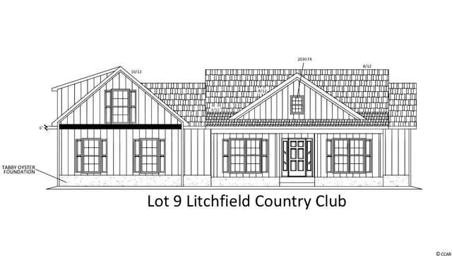 TBD Lot 9 Aspen Loop, Pawleys Island, SC 29585 (MLS #2021336) :: The Trembley Group | Keller Williams