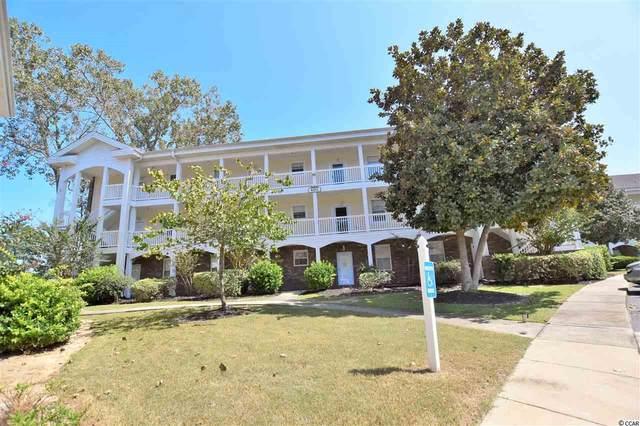695 Riverwalk Dr. 5-102, Myrtle Beach, SC 29579 (MLS #2021349) :: Jerry Pinkas Real Estate Experts, Inc