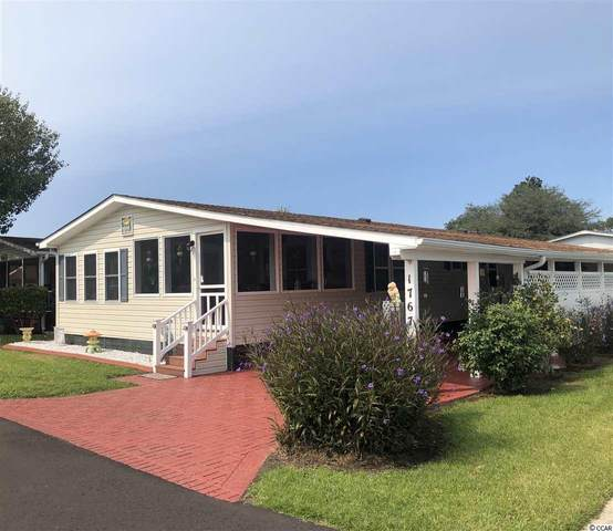 1767 East Lake Dr., Surfside Beach, SC 29575 (MLS #2021350) :: Jerry Pinkas Real Estate Experts, Inc