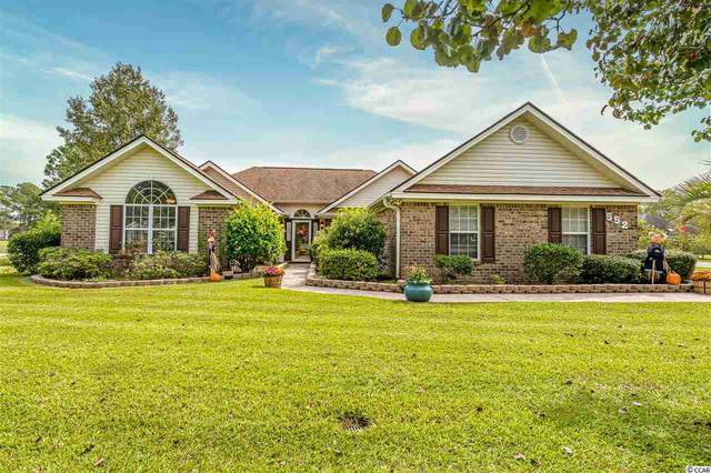 552 Bucks Trail, Longs, SC 29568 (MLS #2021385) :: Grand Strand Homes & Land Realty