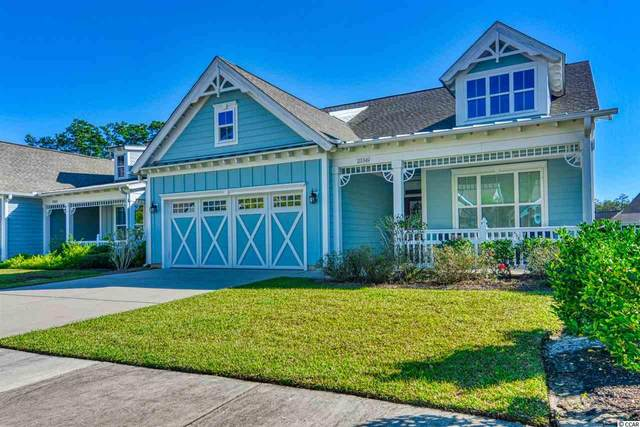 2156 Birchwood Circle, Myrtle Beach, SC 29577 (MLS #2021397) :: Welcome Home Realty