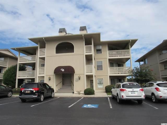 4238 Pinehurst Circle M-8, Little River, SC 29566 (MLS #2021444) :: Welcome Home Realty