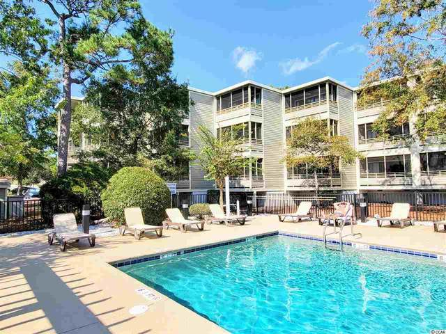 415 Ocean Creek Dr. #2286, Myrtle Beach, SC 29572 (MLS #2021448) :: Welcome Home Realty