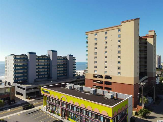 1706 S Ocean Blvd. #804, North Myrtle Beach, SC 29582 (MLS #2021477) :: Dunes Realty Sales