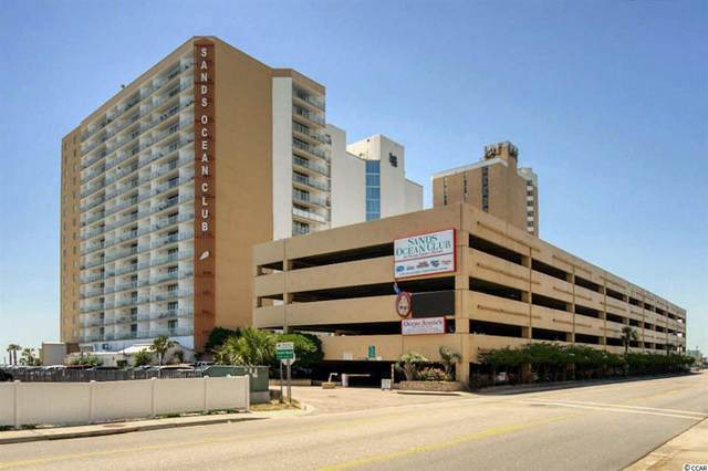 9550 Shore Dr. #333, Myrtle Beach, SC 29572 (MLS #2021485) :: Grand Strand Homes & Land Realty