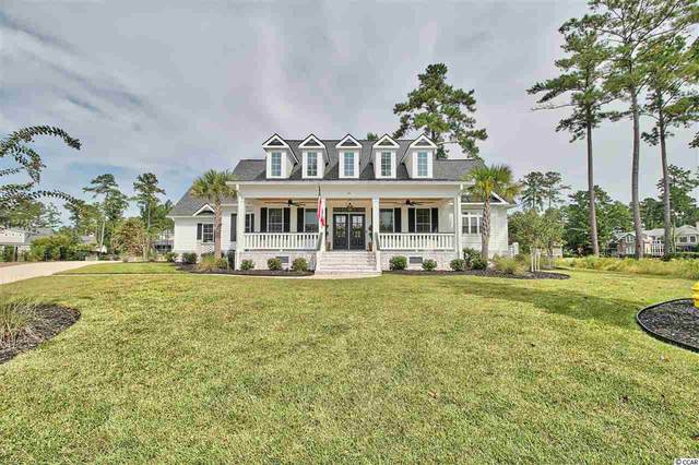 45 Rose Bud Ct., Murrells Inlet, SC 29576 (MLS #2021531) :: Armand R Roux | Real Estate Buy The Coast LLC