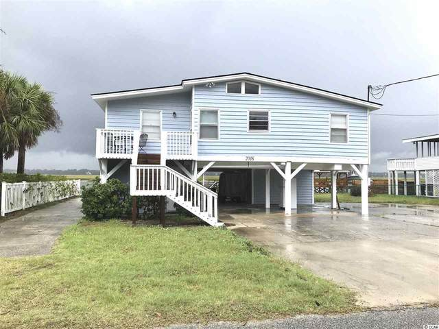 2018 Pompano Dr., Garden City Beach, SC 29576 (MLS #2021538) :: Welcome Home Realty