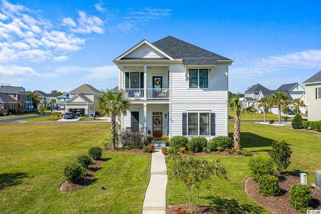 431 W Palms Dr., Myrtle Beach, SC 29579 (MLS #2021554) :: The Trembley Group | Keller Williams