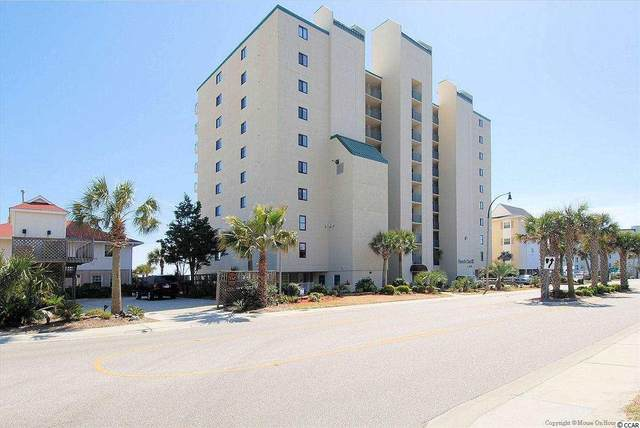 4505 S Ocean Blvd. 6A, North Myrtle Beach, SC 29582 (MLS #2021557) :: Dunes Realty Sales