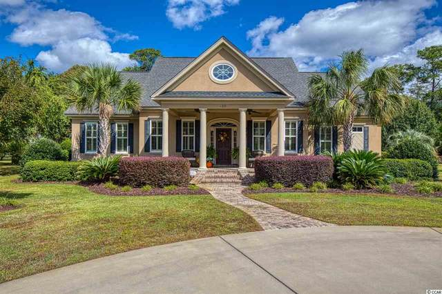 400 Colonial Circle, Myrtle Beach, SC 29572 (MLS #2021592) :: Garden City Realty, Inc.