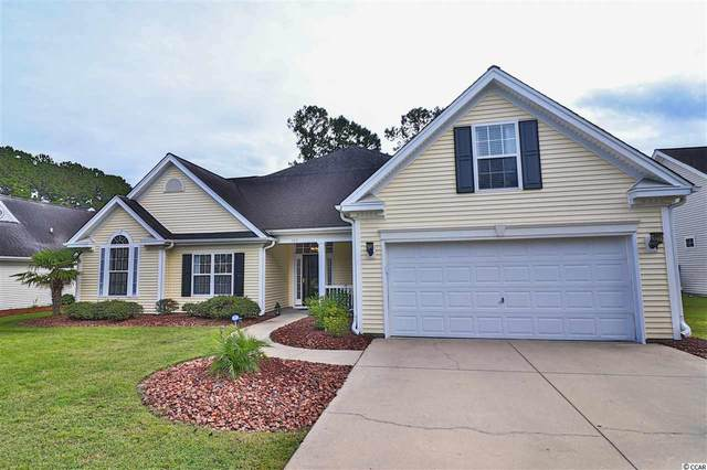 105 Pickering Dr., Murrells Inlet, SC 29576 (MLS #2021599) :: Welcome Home Realty