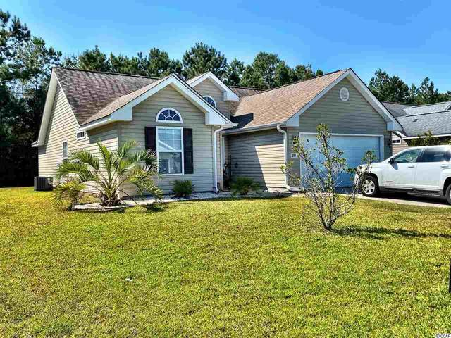 349 Barton Loop, Myrtle Beach, SC 29579 (MLS #2021601) :: Armand R Roux | Real Estate Buy The Coast LLC