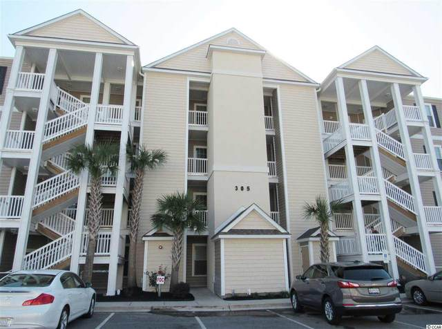305 Shelby Lawson Dr. #202, Myrtle Beach, SC 29588 (MLS #2021617) :: Dunes Realty Sales