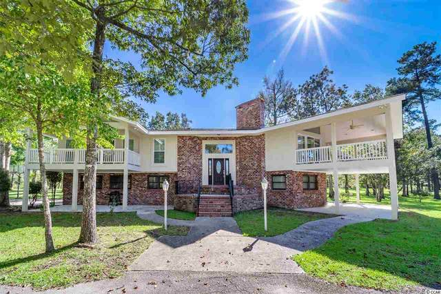 4313 Center Rd., Georgetown, SC 29440 (MLS #2021620) :: The Litchfield Company