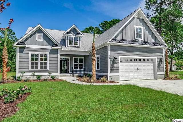 908 Fiddlehead Way, Myrtle Beach, SC 29579 (MLS #2021635) :: James W. Smith Real Estate Co.
