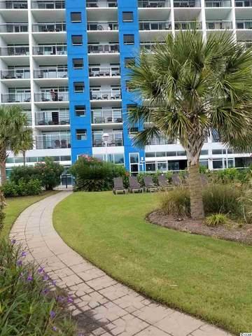 504 N Ocean Blvd. N 1805 A&B, Myrtle Beach, SC 29577 (MLS #2021643) :: Welcome Home Realty