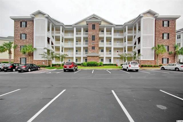 4865 Luster Leaf Circle #104, Myrtle Beach, SC 29577 (MLS #2021647) :: Dunes Realty Sales