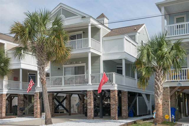 118 S 8th Ave., Surfside Beach, SC 29575 (MLS #2021653) :: James W. Smith Real Estate Co.