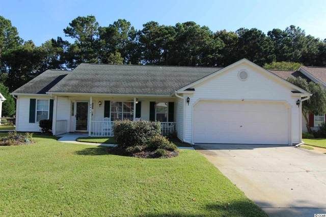 2411 Warbler Ct., Murrells Inlet, SC 29576 (MLS #2021688) :: Armand R Roux | Real Estate Buy The Coast LLC