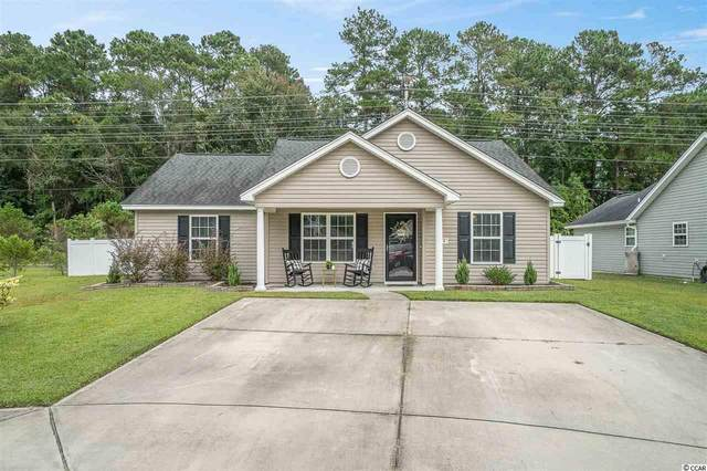 184 River Reach Dr., Myrtle Beach, SC 29588 (MLS #2021702) :: James W. Smith Real Estate Co.