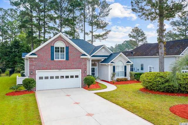 4866 West Wind Dr., Myrtle Beach, SC 29579 (MLS #2021703) :: James W. Smith Real Estate Co.
