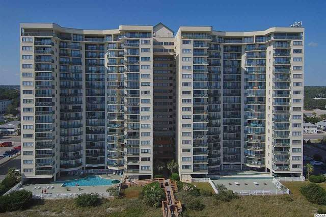 201 S Ocean Blvd. #204, North Myrtle Beach, SC 29582 (MLS #2021722) :: Armand R Roux | Real Estate Buy The Coast LLC