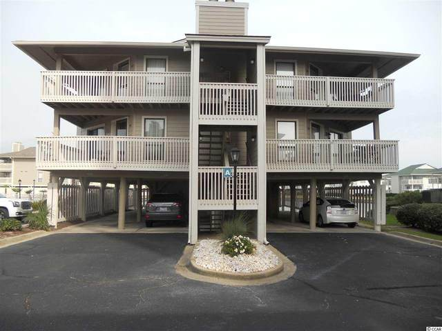 1801 N Ocean Blvd. A-1, North Myrtle Beach, SC 29582 (MLS #2021737) :: The Litchfield Company