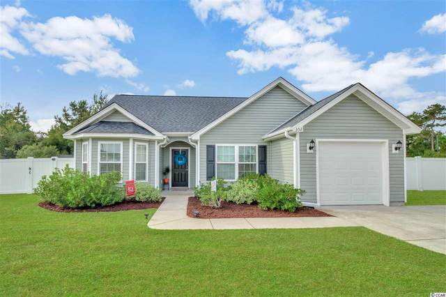352 Cherry Buck Trail, Conway, SC 29526 (MLS #2021746) :: Coastal Tides Realty