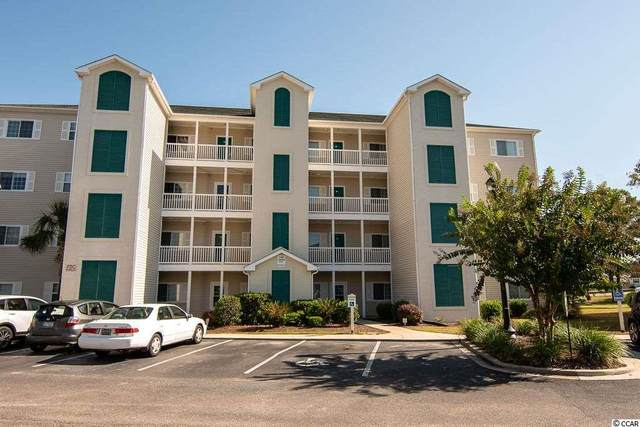 1100 Commons Blvd. #507, Myrtle Beach, SC 29572 (MLS #2021756) :: Hawkeye Realty